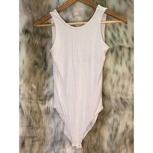 White Forever 21 One Piece